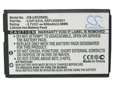 Lgip-531A Battery for Lg A100 Amigo Lg-T500 T500 Tflg320Gb G320Gb Gs101 New