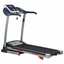 Sunny Health and Fitness Treadmill Home Exercise Workout Running LCD Display New