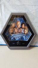 Star Trek: Tng Special Commemorative Ed. Porcelian Plaque