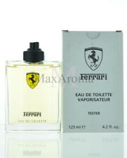 Red By Ferrari For Men Eau De Toilette Tester  4.2  OZ 125 ML Spray