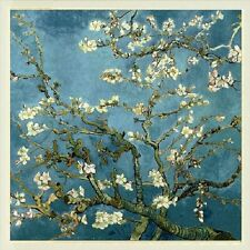 11ct Stamped Cross Stitch kit Van Gogh Almond Blossom Needlework CR2003