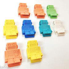 Robots P-51 Paper Clips - Cute Kawaii Japanese -Made for Japan- Midori