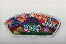 1991 United States of America World Jamboree JSP