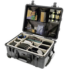 Peli Protector 1564 Black With Divider 480276