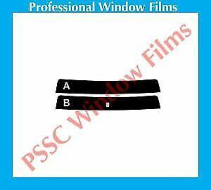 Pre Cut SunStrip Car Auto Window Tint Films For SKODA Citygo 5 Door 2012-2016