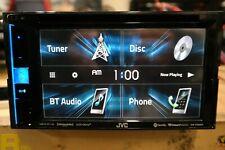 """JVC KW-V250BT 2-DIN 6.2"""" Touchscreen Car Stereo DVD/CD Player"""