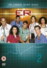 ER - COMPLETE SEASON 2 - DVD - REGION 2 UK