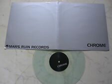 """CHROME Third Seed.. *MONSTERARE 3Track CLEAR VINYL 10""""*"""