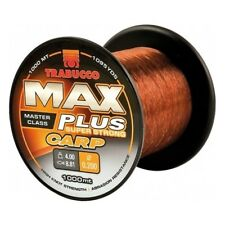 TRABUCCO MAX PLUS CARP 300m & 1000m Super Strong Line
