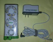 NYKO TS INTERCOOLER MICROSOFT XBOX 360 TEMPSMART 3 FAN 86018 ASO COMPLETE