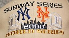 2000 Subway World Series Baseball Hat