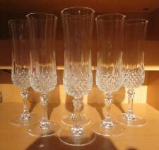 6 Cristal d`Arques Sektgläser FLAMENCO            #92256z