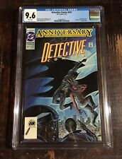 Detective Comic #627  CGC 9.6! Anniversary Issue! 1991!⭐️⭐️⭐️