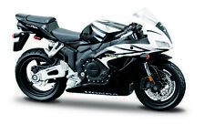 Honda CBR 1000 RR Chwarz-Weiß 1:18 From Maisto Motorcycle Model