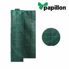 Telo pacciamatura verde pesante antiradice erbacce 100 gr/mq e Chiodi Papillon