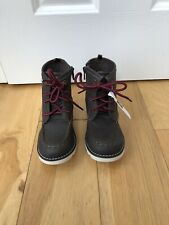 Gap Boys Brown Boots Uk Size 10 BNWT