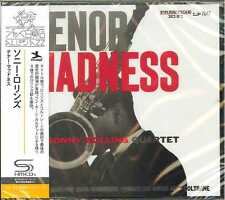 SONNY ROLLINS-TENOR MADNESS -JAPAN SHM-CD C94