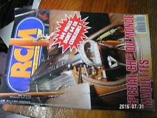 1µ?§ Revue RCM n°115 Plan encarté Diablo /Taxi Sport Vampir Dash 45
