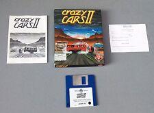 Crazy Cars II 2 (Titus, 1989) - Atari ST