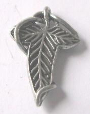 Hasbro Monopoly Lord Rings Trilogy elven brooch metal token pewter miniature.