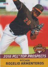2018 Pacific Coast League Top Prospects PCL Rogelio Armenteros RC Astros CUBA