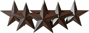 home Décor- Country Rustic Antique Vintage Gifts Metal Barn Star Wall/Door Decor