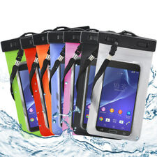 Universal Large Waterproof Underwater Phone Case Dry Bag Protective Beach Pouch
