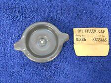 1968-75 CHEVY CHEVELLE MALIBU CAMARO NOVA  OIL FILLER CAP  NOS GM 1016