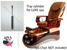 Tray gas hydraulic cylinder supporter Luxe spa tech nail pedicure massage chair