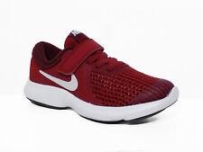 Nike Revolution 4 Sneakers Rosso Scarpe Bambino Bambina Mod. 943305-601 29.5
