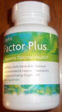 Plexus Slim XFactor Plus Multivitamin Diet SEALED NEW Full 60 capsules Exp 3/22