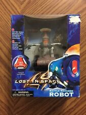 Lost In Space 1997 Trend Masters Battle Ravaged Robot NEW (MC)