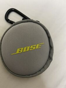 Bose Soundsport Earbud Carry Case + Earbuds Covers Sealed