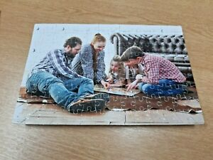 Personalised Puzzle Your Own Photo on Custom Printed Jigsaw A5 or A4 Any Image