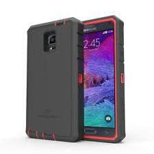 Samsung Galaxy Note 4  Rugged Case,Zerolemon ZeroShock Rugged Case + Belt Clip [