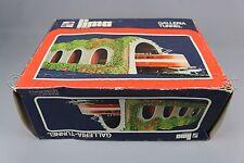 Y746 Lima Train Ho 2080 tunnel Galleria polystyrene 32*54*h 14 cm 1 voie