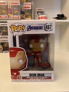 Funko Pop Marvel Avengers Iron Man #467