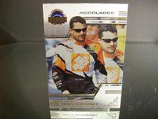Parallel Tony Stewart #20 Home Depot Press Pass SOLAR Eclipse 2003 Card #P32