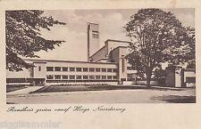 Hilversum AK 1933 Raadhuis vanaf Hooge Naarderweg Niederlande Nederland 1611275