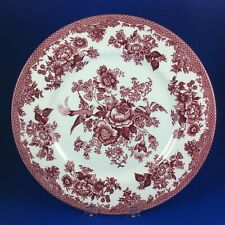 "Royal Stafford Asiatic Pheasant Red 11"" Dinner Plate"