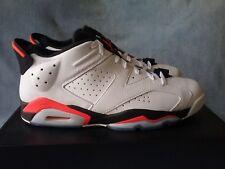 Nike Air Jordan 6 Retro Low Infrared 3044p1-123 Size 13