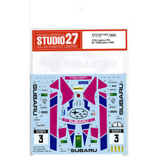 Studio27 ST27-DC1189 Legacy RS #3 1000Lakes 1990 Decal for Hasegawa 1/24