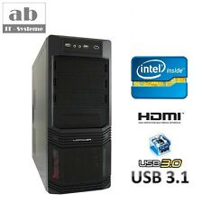 PC INTEL i5 6600K @3,9 GHz, 16GB DDR4 2400, 240GB SSD, USB 3.1 HDMI Computer