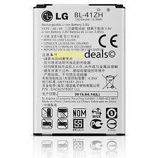 New OEM LG BL-41ZH Standard Battery for Optimus L50 H345 D213N D213 C40