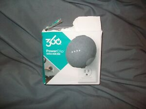 power clip for google home mini by 360 NEW!!!