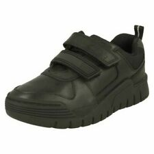 Boys Clarks Bumper Toe School Shoes 'Scooter Speed'