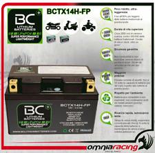 BC LifePO4 BCTX14H-FP Batteria Moto Litio Ferro Fosfato 12V / 4Ah / 240 CA Vespa