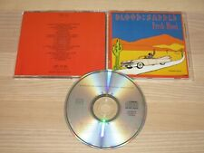Blood On The Saddle CD - Fresh Blood / ROSE 126 CD PRESS in MINT