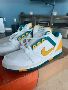 2003 Nike Air Force II Low MAD HECTIC Sz 12 100% Authentic 2 306140 171