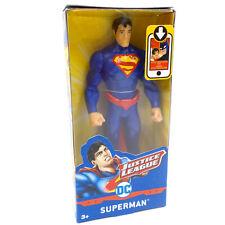 "Superman Action Figure, 6"" DC Comics Justice League Mattel Stocking Stuffer Toy"